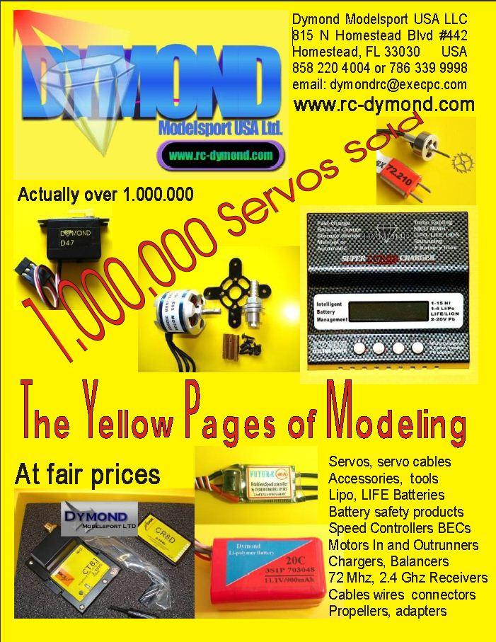 Dymond Modelsport New Catalog!