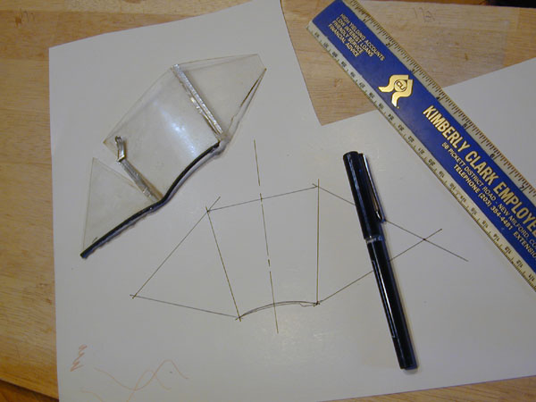 How To: Make Scale 3-Panel Windshield Frames