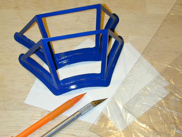 Making 3-panel Windshields — Part 3