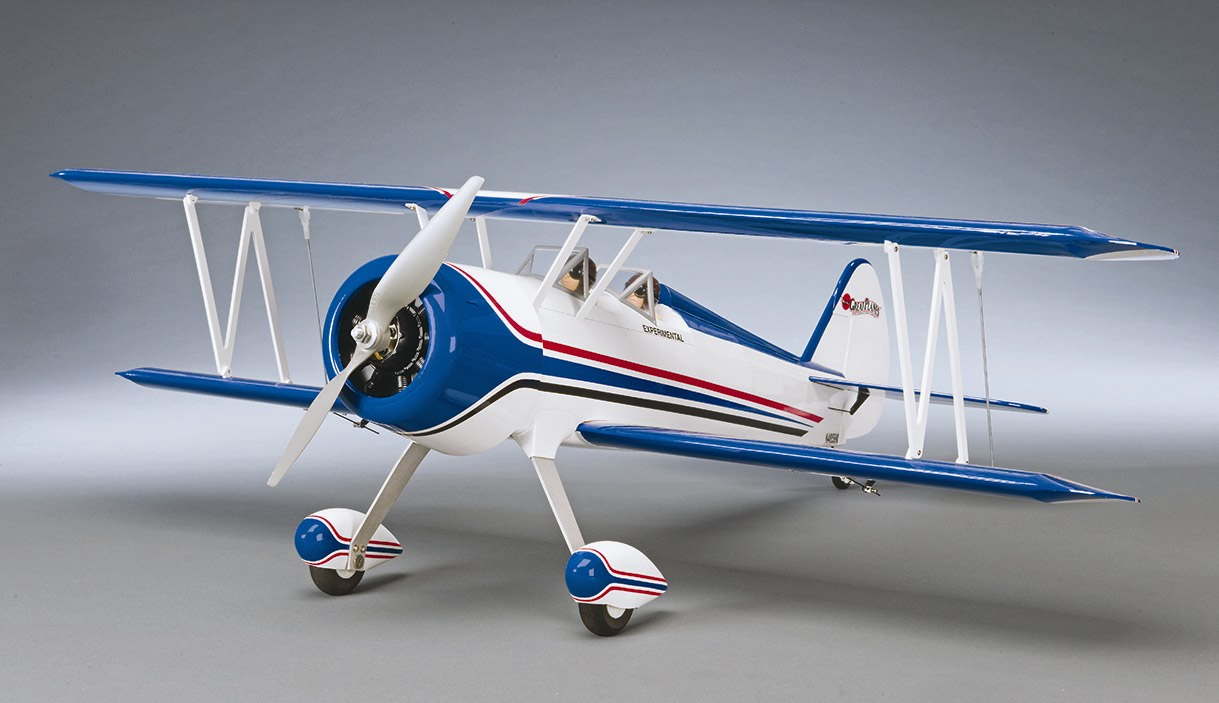 ElectriFly Super Stearman EP ARF