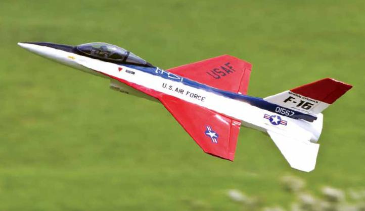 ElectriFly G-16 ARF