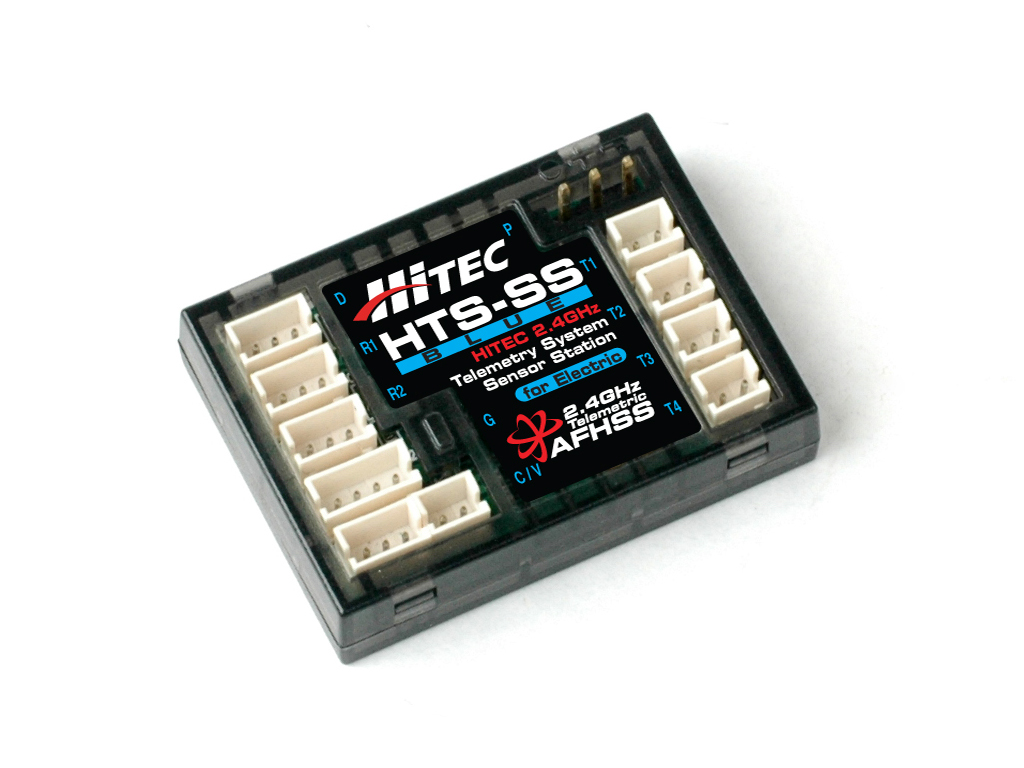 Hitec's new electric telemetry monitoring system