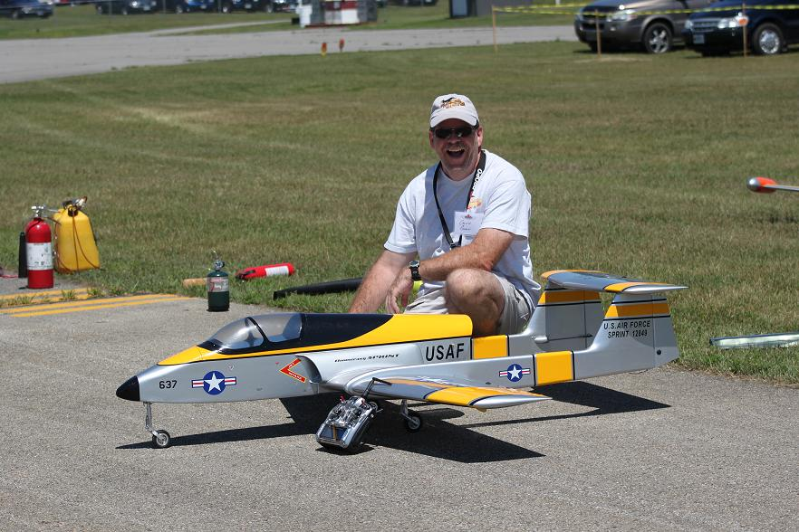 Calvin Goble – RC Spotlight – Upper Canada Fun/Fly