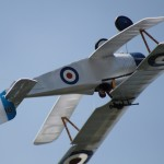 Billy Bishop Flies again