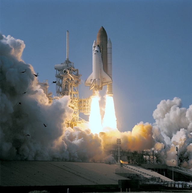 Godspeed Atlantis Space Shuttle — NASA's final space mission