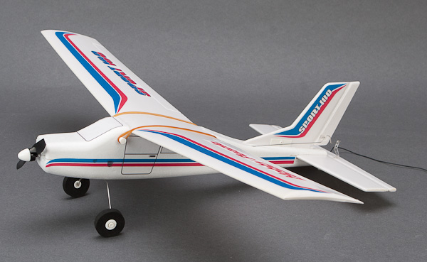 Sport 180, first look at Hobby People's new plane.