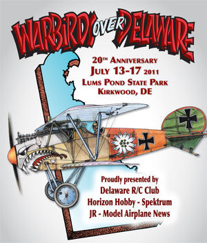 Warbirds over Delaware–12 day and Counting!