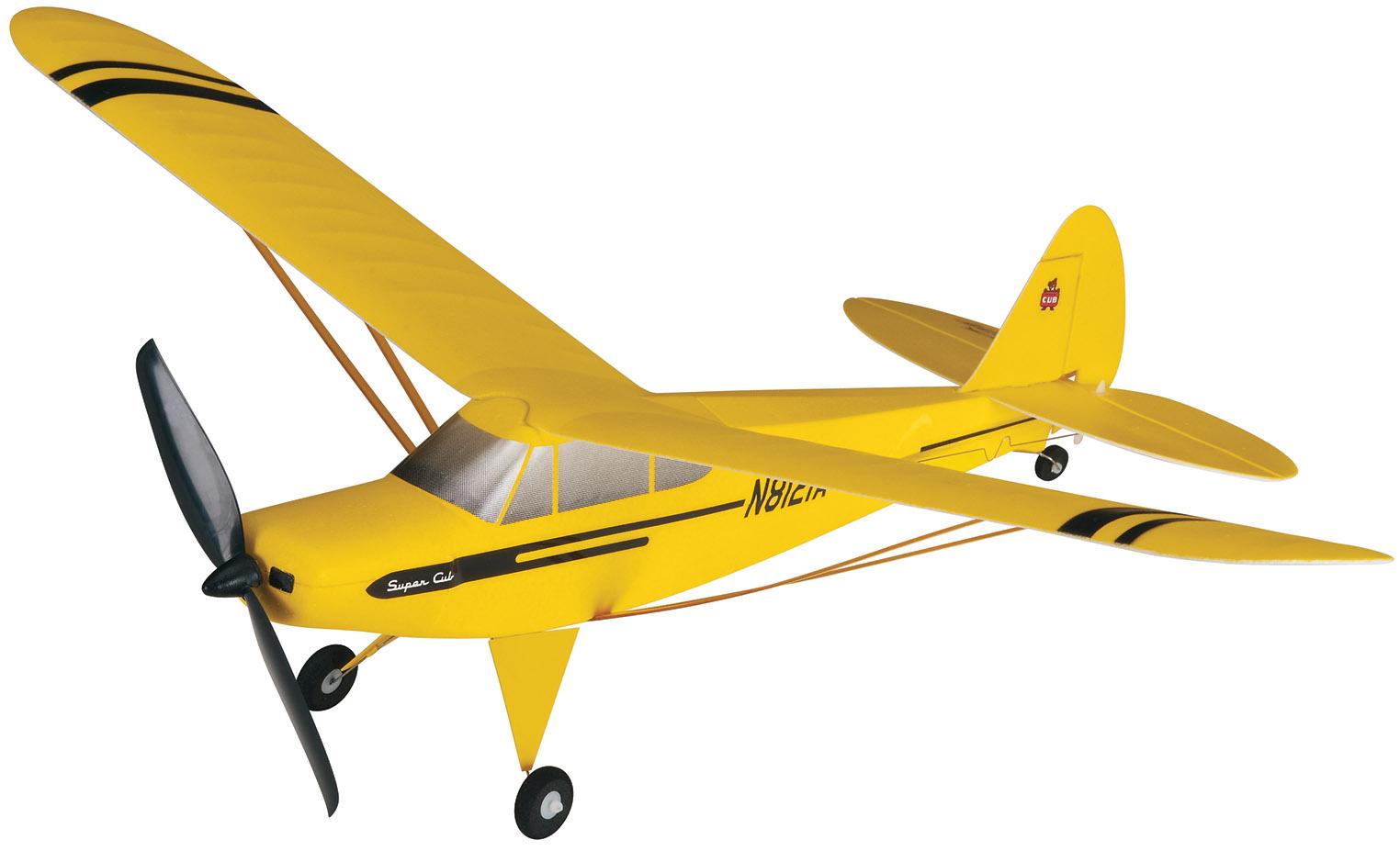 Flyzone Micro Super Cub RTF