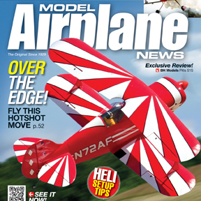 Model Airplane News September Magazine On Sale Now.  Check out some images from the issue!