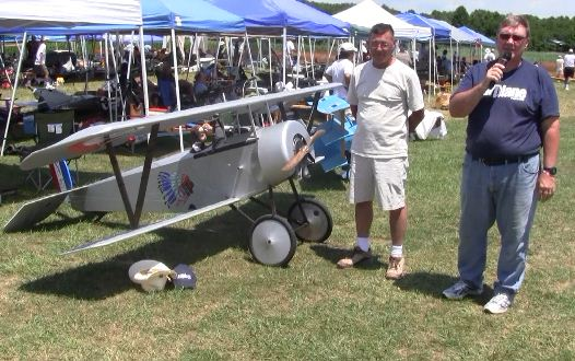 Hot Friday Action from the Warbirds over Delaware Giant Scale Fly In