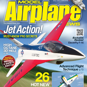 Model Airplane News October magazine on sale now. Check out some photos from the issue!