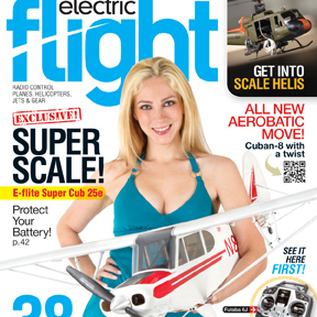 Electric Flight November magazine on sale now. Check out some photos from the issue!