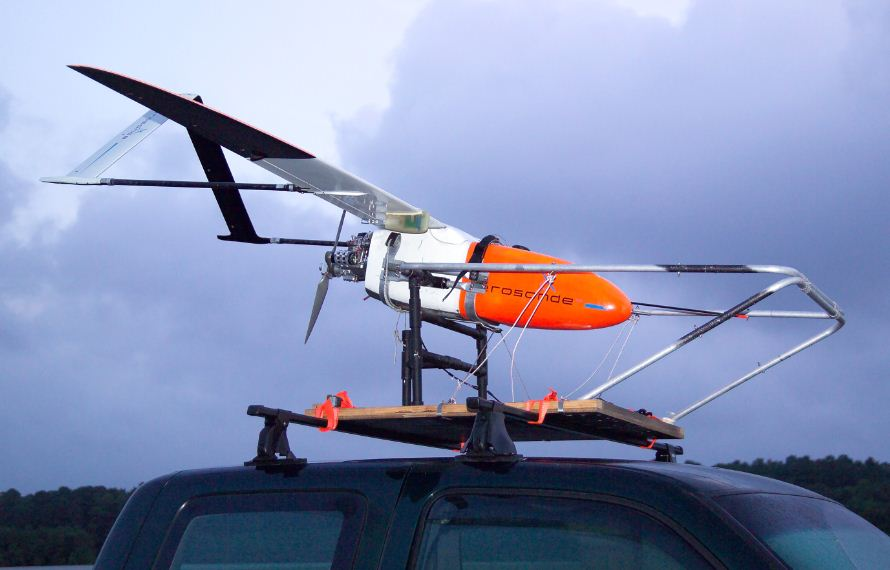 RC Drones used to Study Hurricanes