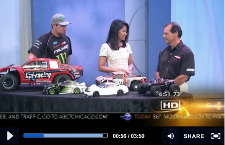 RCX Chicago on ABC 7 news!