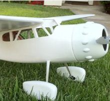 Top Notch Models Cessna 195: Scale Buildalong, part 4