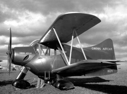 This week in aviation history: Gwinn car crashes