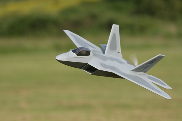 F/A-22 Raptor you can build!
