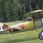 Jim Moss - Moraine Saulnier A1 - Expert Scale