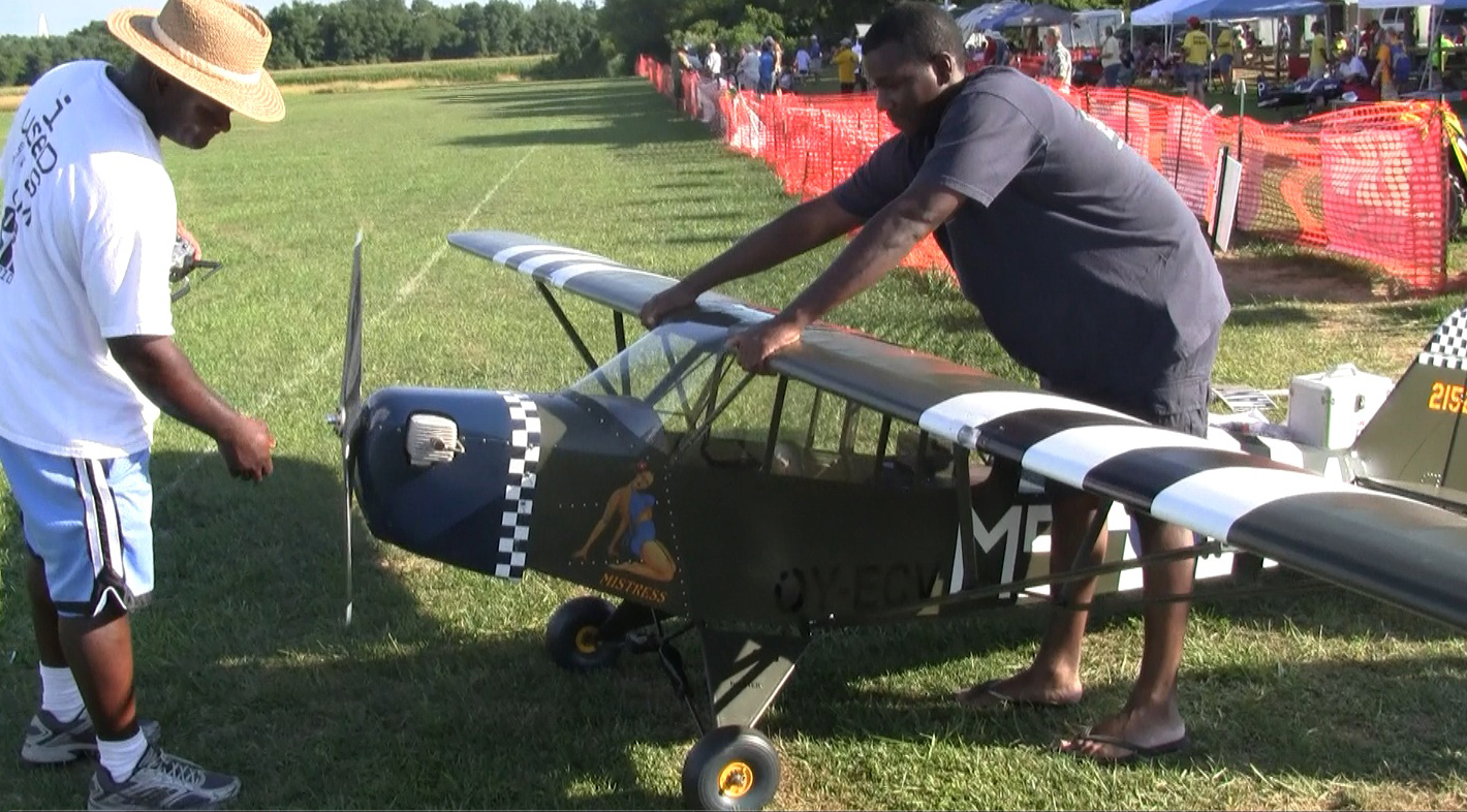 Half-Scale Piper L-4 Grasshopper