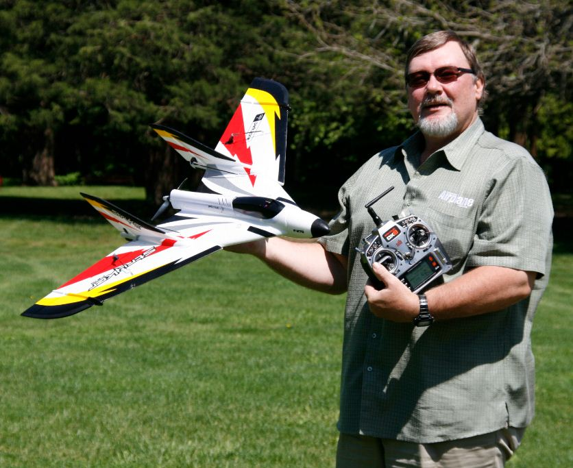 ParkZone Stryker: Flying Wing Radio Setup Tips