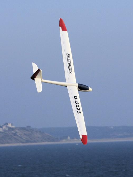 Flight Technique: Harness the Wind