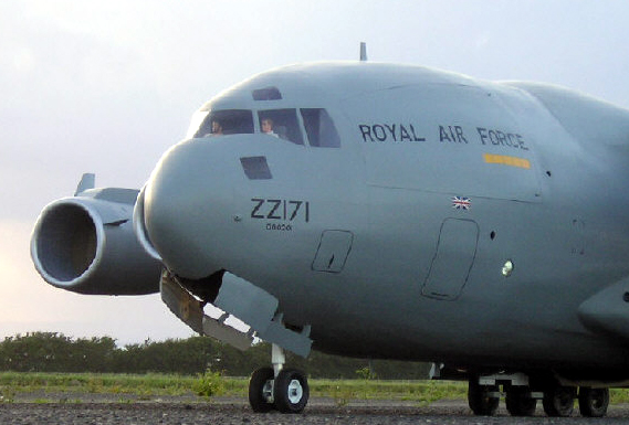 World's Largest RC Aircraft? C-17 Globemaster III