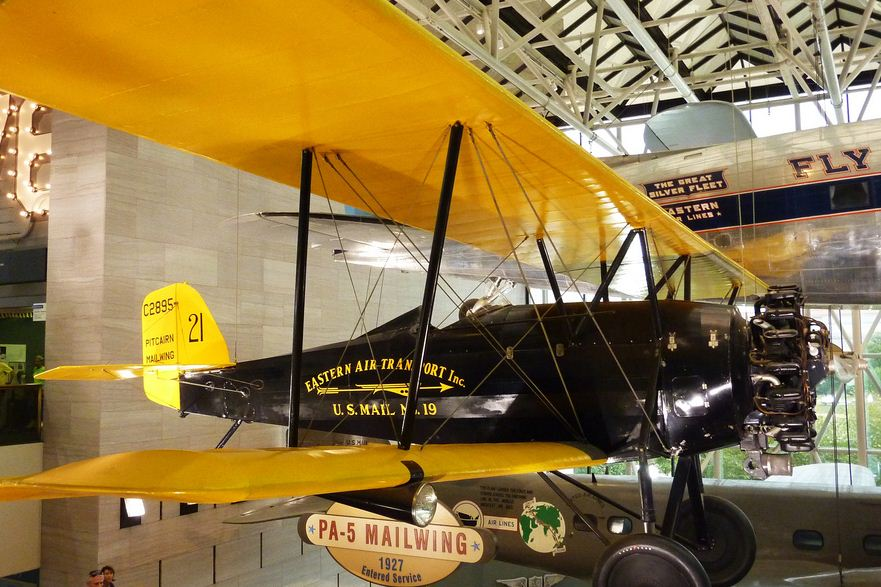 Perfect Project — Pitcairn PA-5 Mailwing