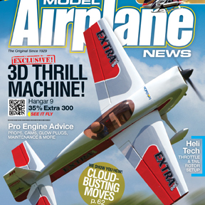 Model Airplane News November 2011 magazine on sale now.  Check out some photos from the issue!
