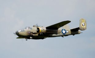 Master Scale RC B-25 Mitchell!