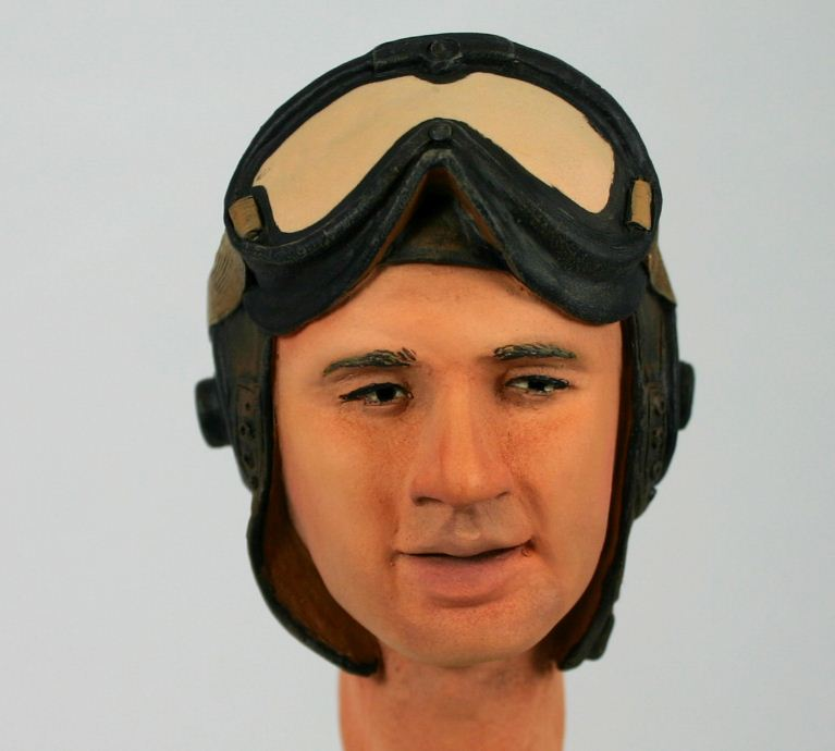 Scale RC Pilot Figure Painting - Add life to your fighter