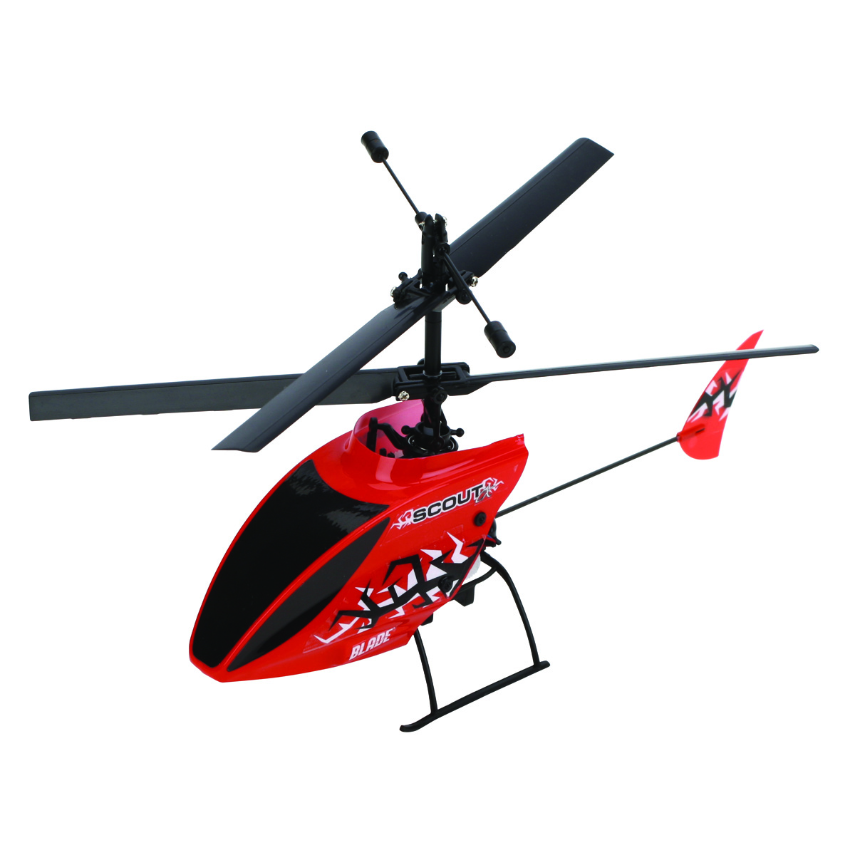 The New BladeScout CX  Heli