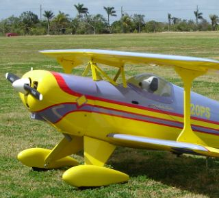 1/3-scale Electric Pitts
