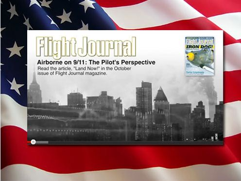 Airborne on 9/11: The Pilot's Perspective