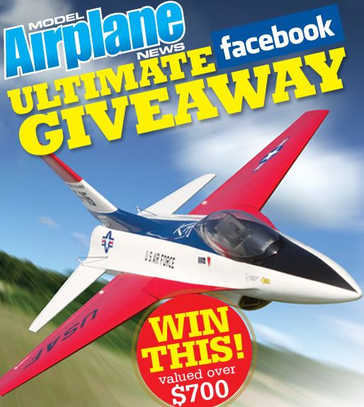 Win the MAN Cover Plane!