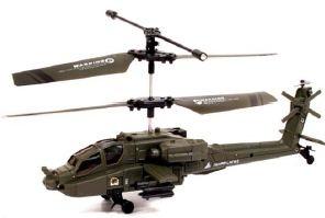 Venom Apache Helicopter