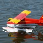 Carl Goldberg Cub ready for take-off