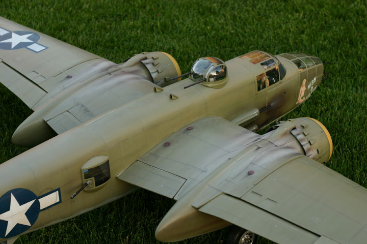 Outstanding  RC B-25!