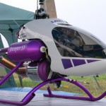 Turbine powered Heli