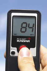 POCKET RADAR MINI RADAR GUN