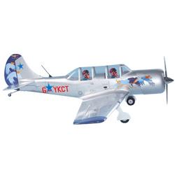 Yak-52 .91 ARF a New Soviet Era Trainer from Seagull