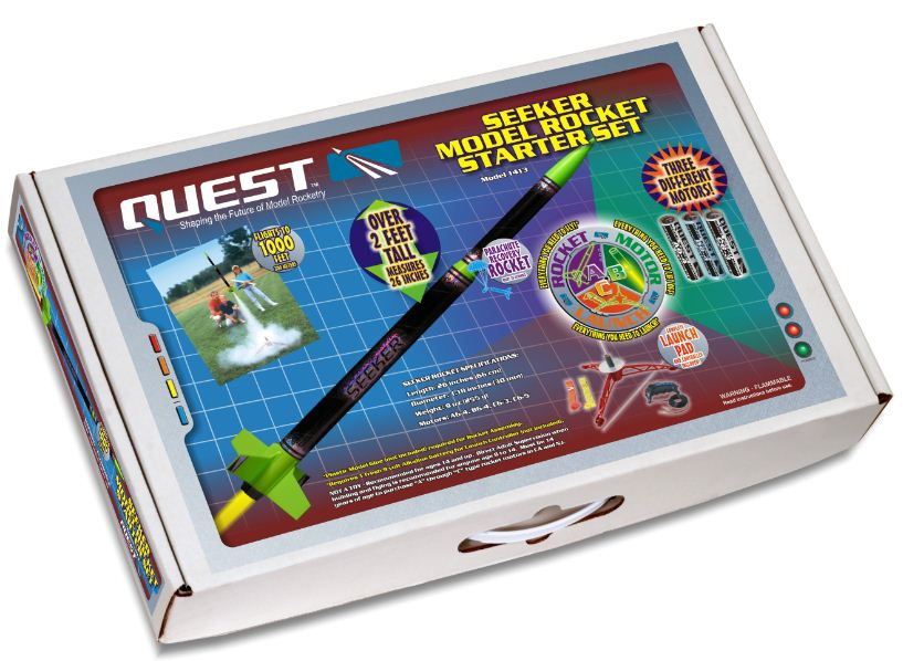 Quest Aerospace Rocketry Starter Sets