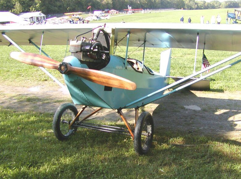 Planes Worth Modeling–Pietenpol Air Camper