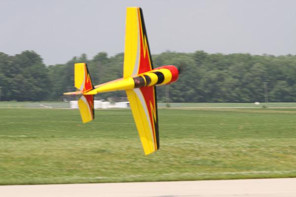 Improving your Knife-Edge flight