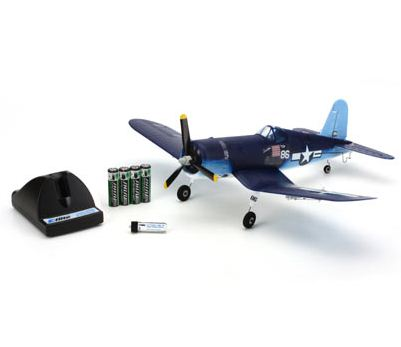 Newest Test Flight — ParkZone Corsair Ultra-Micro
