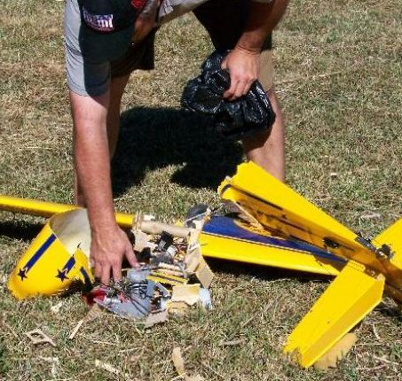Avoiding Crashes — 5 tips to save your RC airplane!