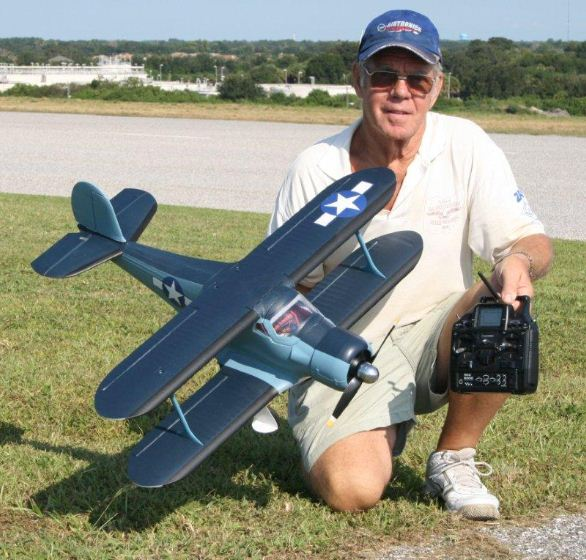 Review: E-flite Beechcraft Staggerwing