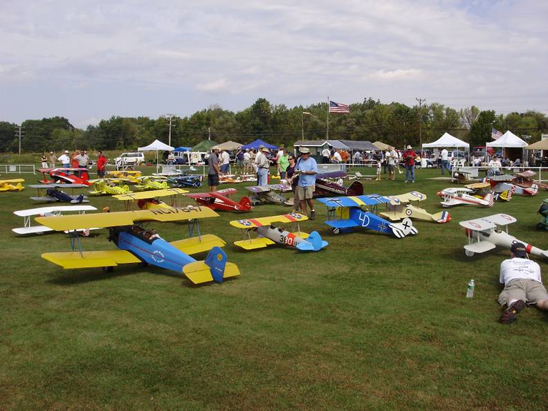 Date Change: Big Biplane Bash Event is now October 1.