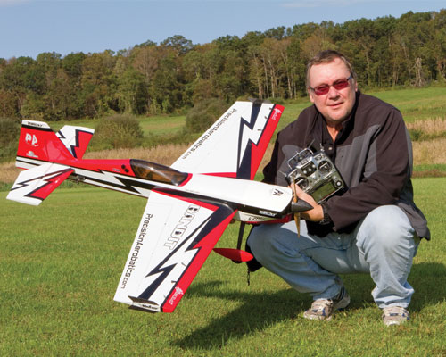 Precision Aerobatics Bandit- EXCLUSIVE REVIEW!
