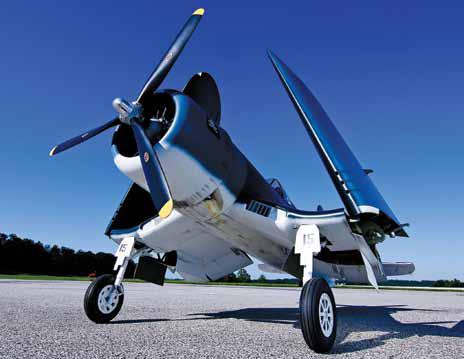 Composite-ARF (Comp-ARF) F4U Corsair