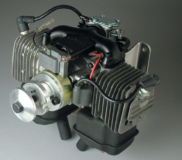 New for Members Only: RC Gasoline Engines Explained